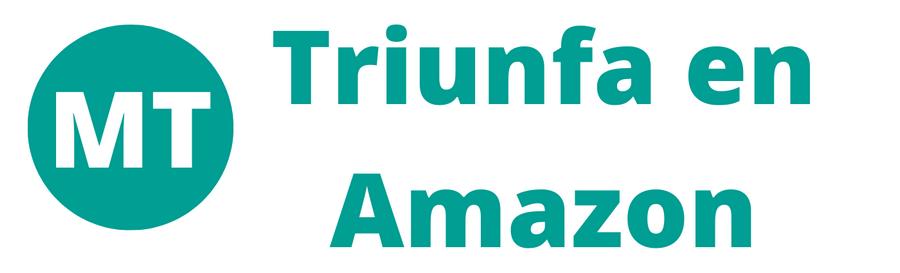 Logotipo Triunfa en Amazon