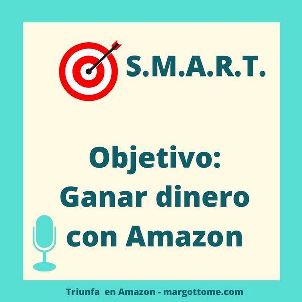 Marcar objetivos Smart para vender en Amazon