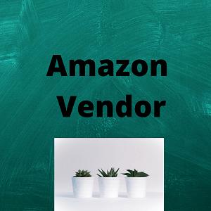 Vendor, proevvedor de Amazon