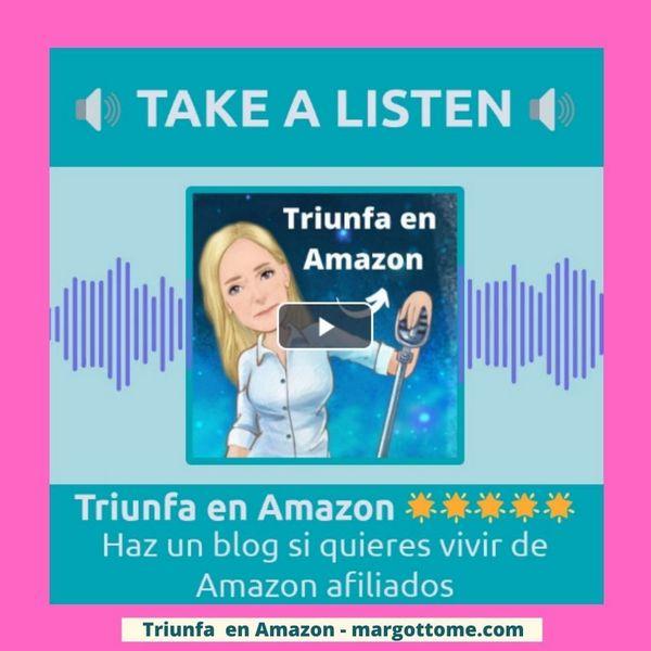 Podcast Triunfa en Amazon Afiliados