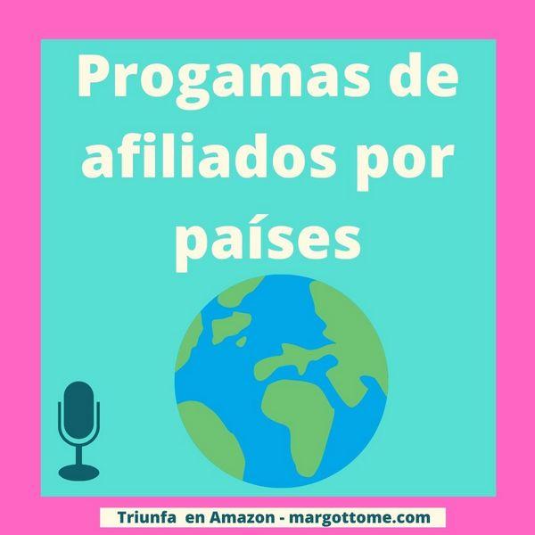 Programas de afiliación de Amazon