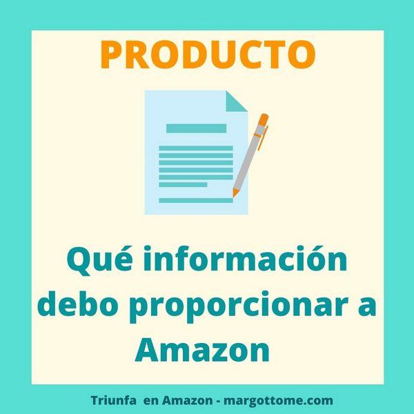 Información ASIN