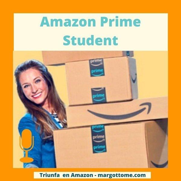 Amazo Prime para estudiantes