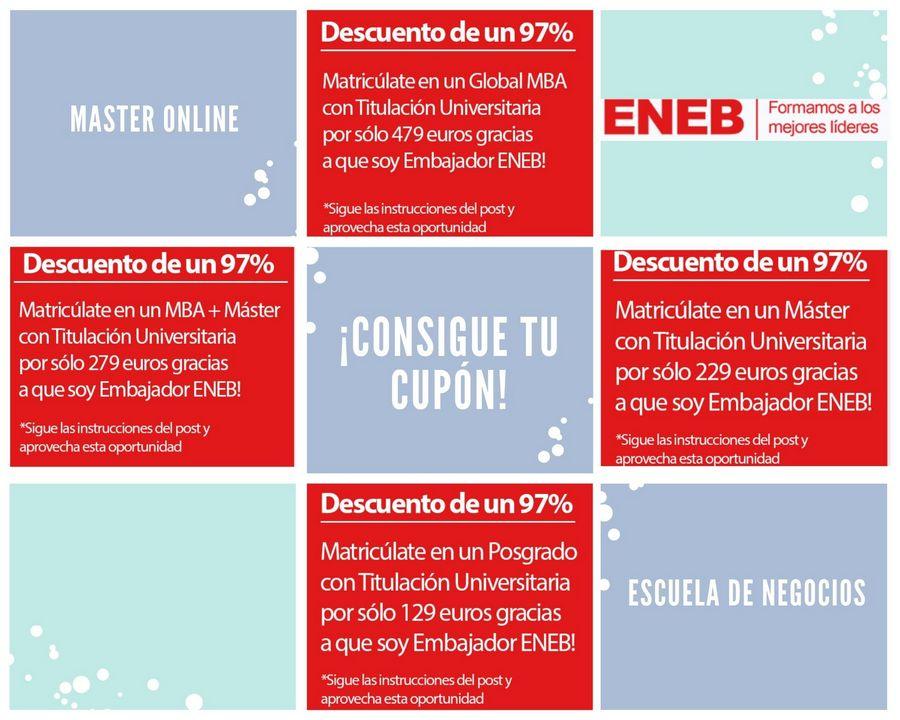 Precios de Escuela de Negocios Europea de Barcelona