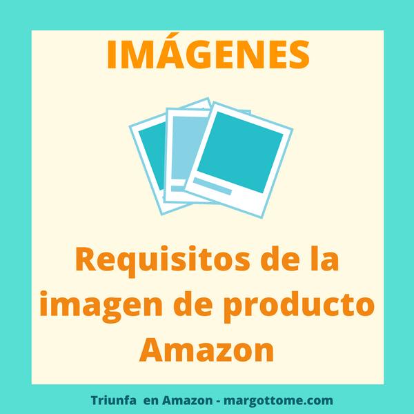 Cómo subo las imágenes a Amazon