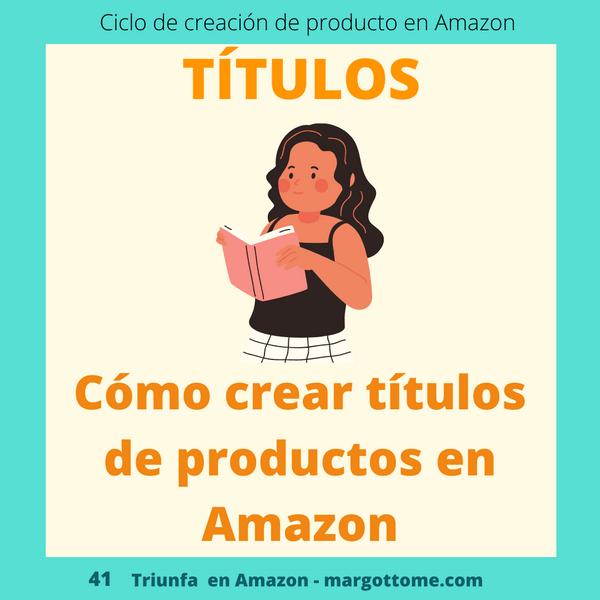Guía de creación de producto en Amazon