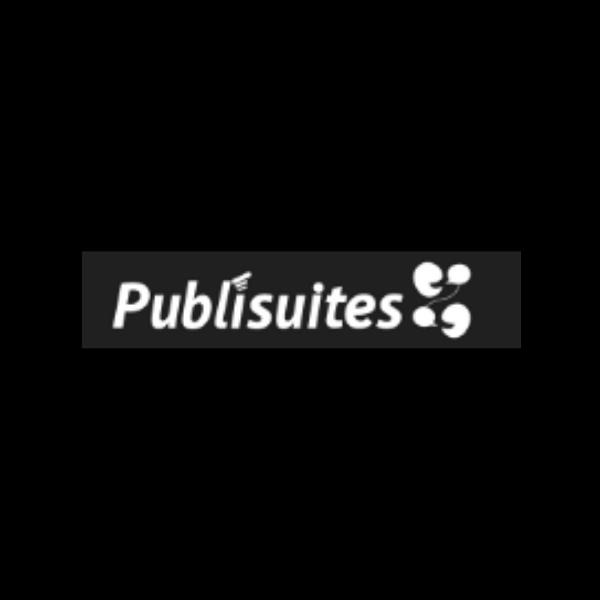 Publisuites es un marketplace de publicidad donde ponemos en contacto a anunciantes, que buscan promocionar su marca o la de sus clientes, con bloggers o editores.