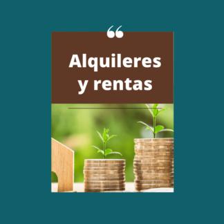 Rentas inmobiliarias